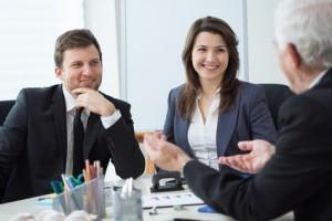 zakenpartner zoeken en benaderen